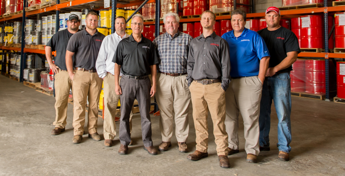 Commercial Fuel - Lubricants Team